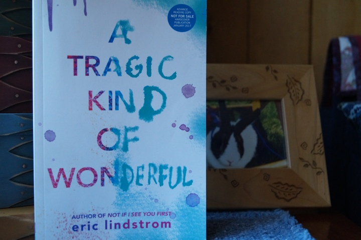 Book Review- A Tragic Kind Of Wonderful by Eric Lindstrom