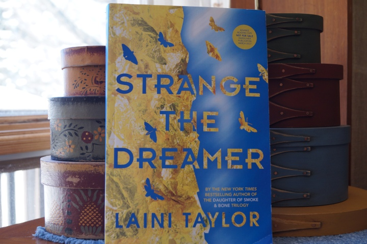 Book Review- Strange the Dreamer by Laini Taylor