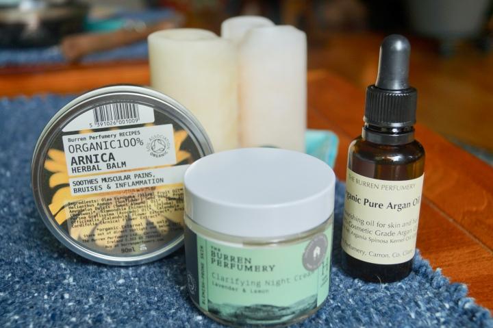 The Burren Perfumery SkincareHaul