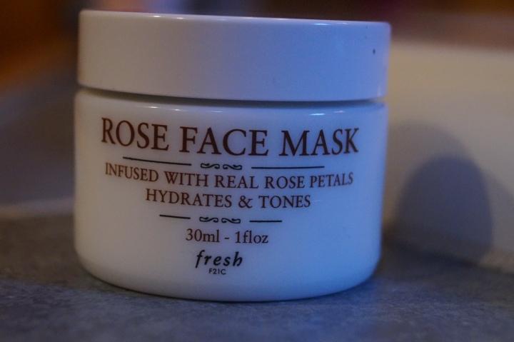 Fresh Rose Face MaskReview