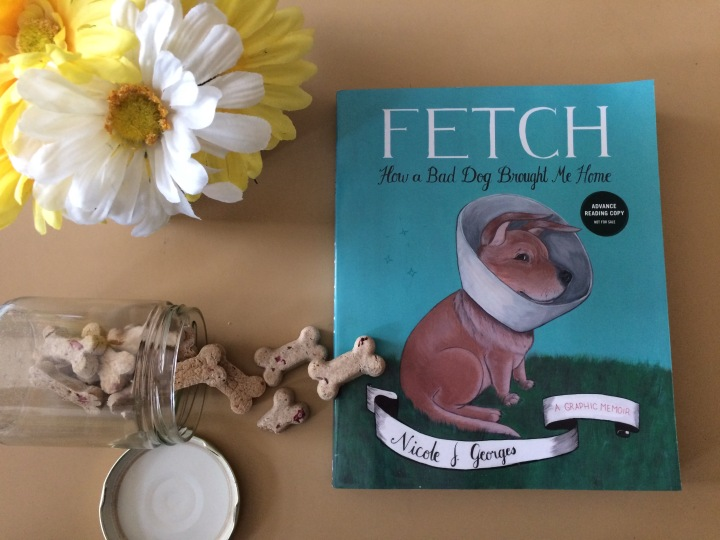 Book Review- Fetch by NicoleGeorges