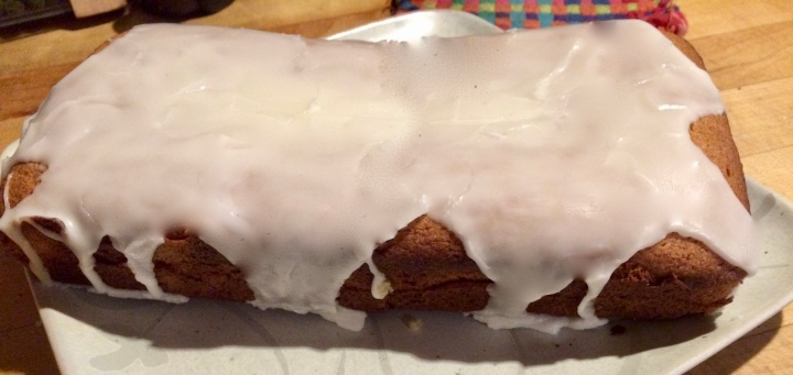Lemonless Lemon Loaf!